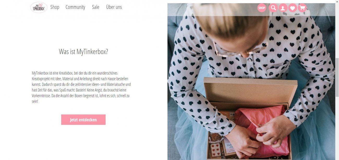COUP Online Marketing Agentur Augsburg Mehr Umsatz Online Shop erstellen Shopify Magento Wix Shopware WooCommerce Adwords Shopware Werbung Webshop Webseite Website erstellen Sales Funnel My Tinkerbox Social Media